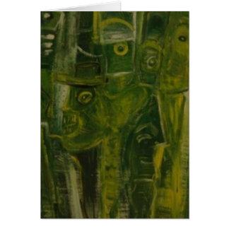 MEAN GREEN CARD