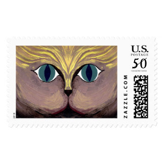 MEAN KITTY ~ POSTAGE