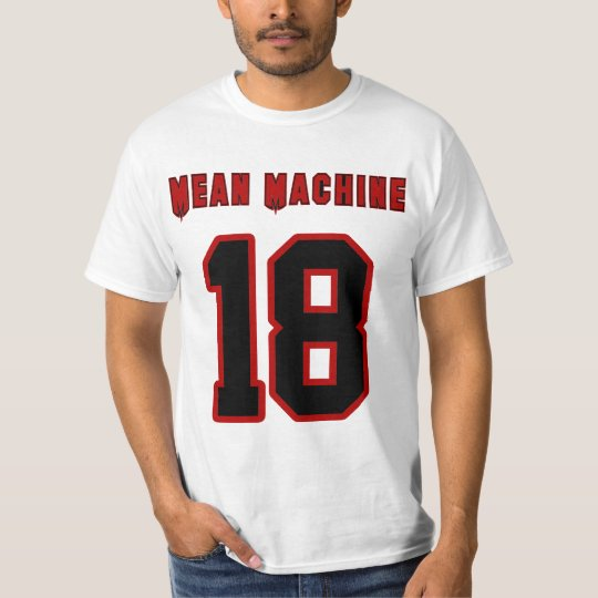 Mean Machine, Funny Movie T-Shirt