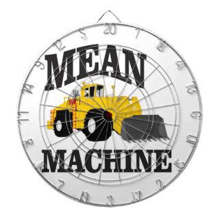 mean machine rig dartboard