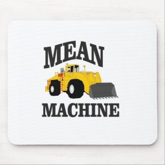 mean machine rig mouse pad