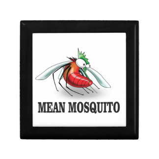 mean mosquito jewelry box