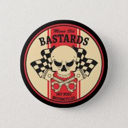 Mean Old Bastards Button