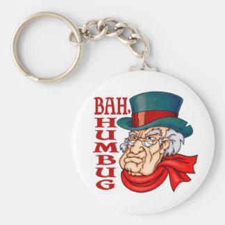 Mean Old Scrooge Keychain