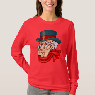 Mean Old Scrooge T-Shirt