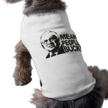 Mean People Suck Dog T-shirt