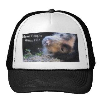 Mean People Wear Fur Trucker Hat