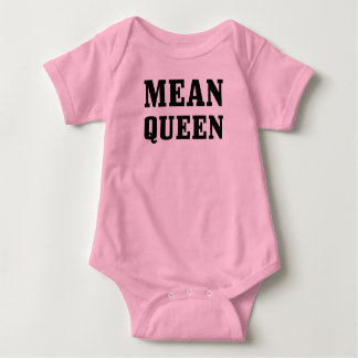 Mean Queen Infant Creeper