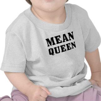 Mean Queen Infant T-shirt