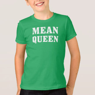 Mean Queen Kids' Basic American Apparel T-Shirt