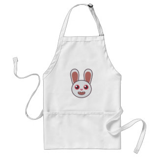 Mean Rabbit Adult Apron