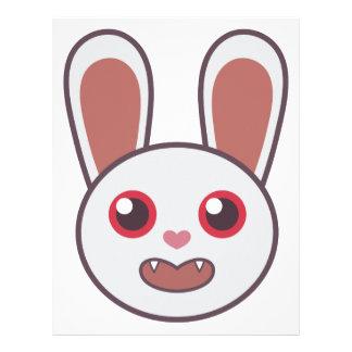 Mean Rabbit Letterhead