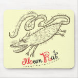 Mean Rat Mousepad