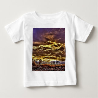 Mean Sky-HDR Baby T-Shirt