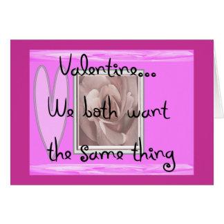 Mean Spirited Valentine Cards