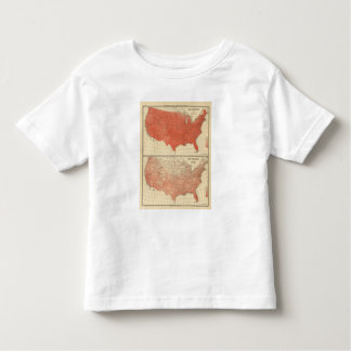 Mean temperature toddler t-shirt
