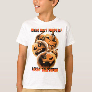 Mean Ugly Pumpkins Shirts