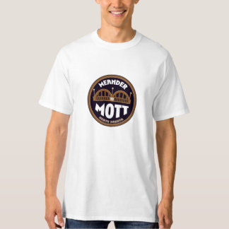 Meander to Mott Circle T-Shirt