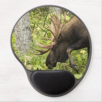 Meandering Moose Gel Mouse Pad