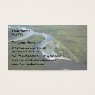 Meandering River Business Card