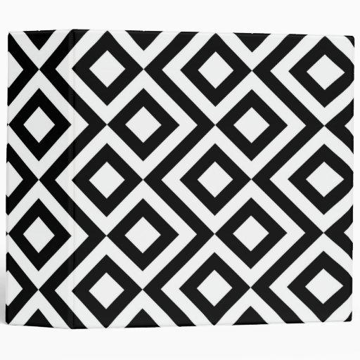 "Meandro blanco y negro carpeta 2"""