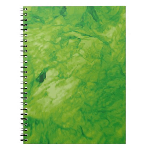 Meanie verde libreta