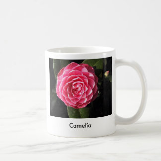 Meaning in Nature: CameliaFlower Coffee Mug