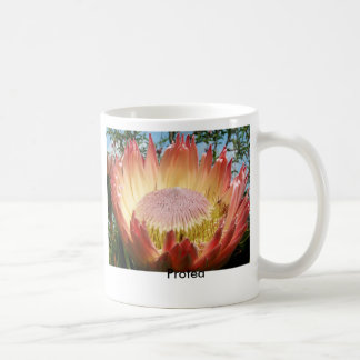 Meaning in Nature: Protea Coffee Mug