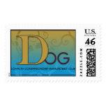 Meaning of Dog Postage