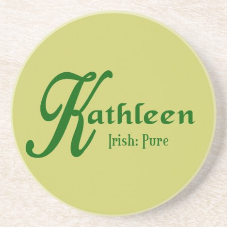 Meaning of Kathleen Coaster
