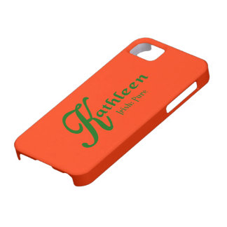 Meaning of Kathleen iPhone SE/5/5s Case