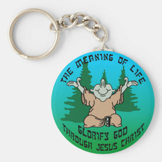 Meaning of Life 1 Key Chains