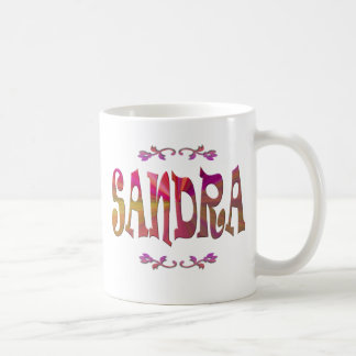 Meaning of Sandra Mug