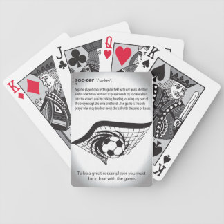 Meaning of Soccer Playing Cards