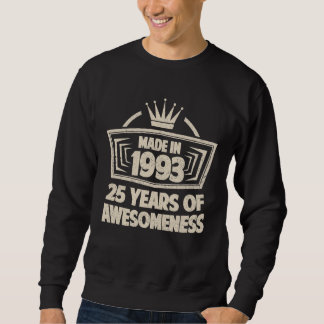 Meaning T-Shirt For 25 Years Old. Birthday Gift.