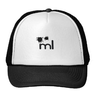 Meaningful living room brand and lifestyle trucker hat