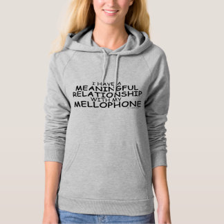 Meaningful Relationship Mellophone Hoodie