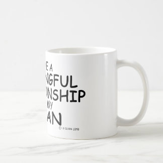 Meaningful Relationship Organ Coffee Mug