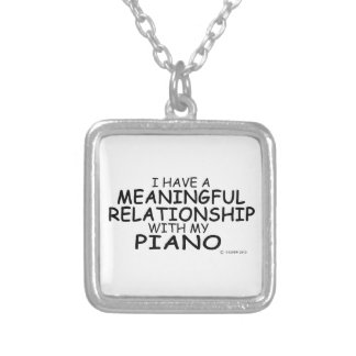 Meaningful Relationship Piano Jewelry