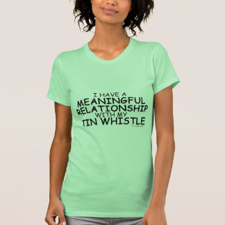 Meaningful Relationship Tin Whistle Tank Top