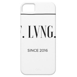MeaningfulLiving simple logo iPhone SE/5/5s Case