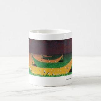 meaningless pursuit of dominance classic white coffee mug