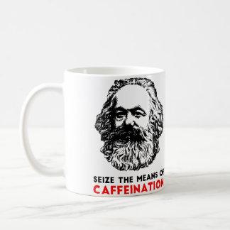 Means Of Caffeination Mug