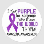 Means The World To Me 2 Anorexia Stickers