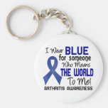 Means The World To Me 2 Arthritis Key Chains