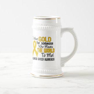 Means The World To Me 2 Childhood Cancer Mug