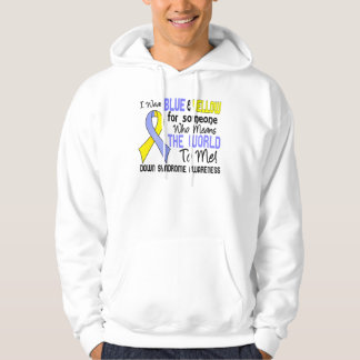 Means The World To Me 2 Down Syndrome Hoodie