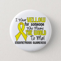 Means The World To Me 2 Endometriosis Button