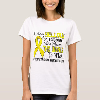 Means The World To Me 2 Endometriosis T-Shirt