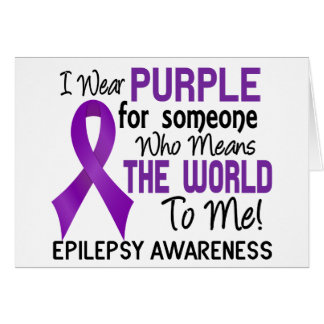 Means The World To Me 2 Epilepsy Cards